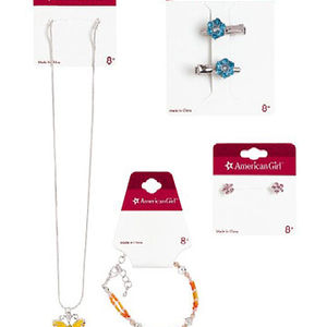 American Girl Children's Jewelry Recalled recall image