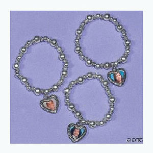 Beaded Photo Charm Bracelet Recalled recall image