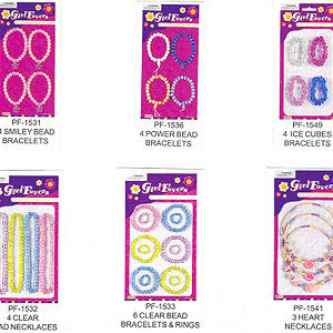 Girl Favors Children's Toy Jewelry Recalled recall image
