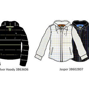 Children's Hooded Fleece Sweatshirts Recalled recall image