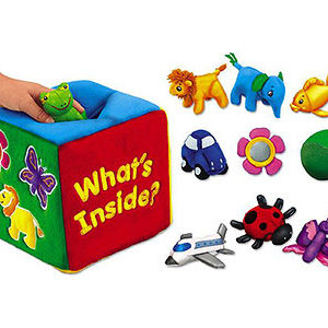 Children's Toy Boxes Recalled recall image