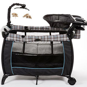 Eddie Bauer Play Yards Recalled recall image