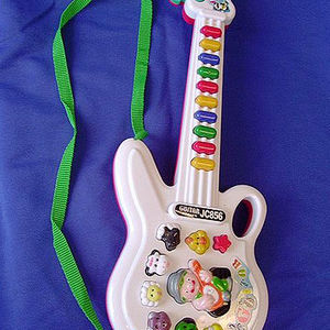 Electronic Toy Guitars Recalled recall image