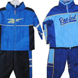 Reebok Children's Windsuits Recalled recall image