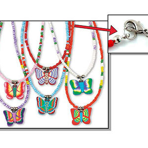 Children's Butterfly Necklaces Recalled recall image
