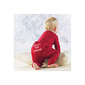 Personalized Infant Long Johns Recalled recall image