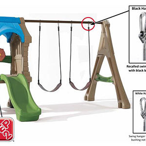 Step2 Play Up Gym play sets Recalled recall image