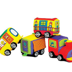 Small World Toys Block and Vehicle Sets Recalled recall image