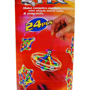 Mag Stix Magnetic Building Sets Recalled recall image