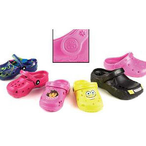Payless ShoeSource Children's Clog Shoes Recalled recall image