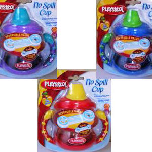 Playskool Toddler Sippy Cups Recalled recall image