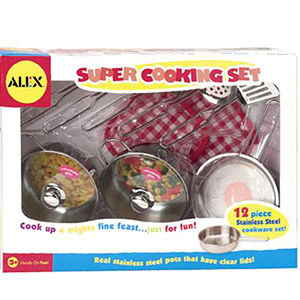 ALEX Children's Cooking Sets Recalled recall image