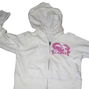 Roxy Girls' Hooded Sweatshirts Recalled recall image
