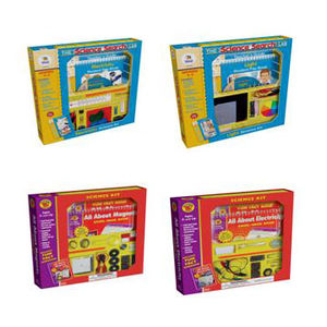 Children's Science Kits Recalled recall image