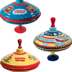 Spinning Tops and Tin Pails Recalled recall image