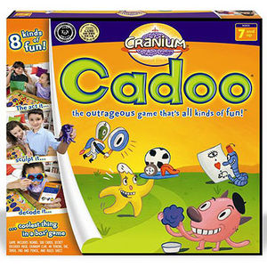 Cranium Cadoo Board Games Recalled recall image
