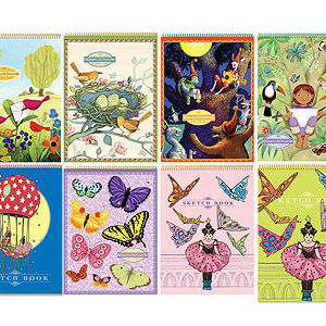 Children's Sketchbooks Recalled recall image