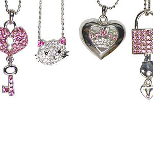 Children's Metal Necklaces Recalled recall image