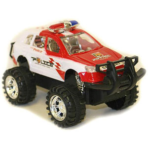 Toy Police Cars Recalled recall image