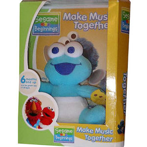 Baby Cookie Monster Toys Recalled recall image