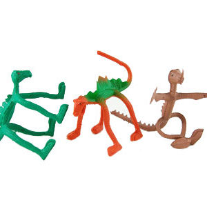 Bendable Dinosaur Toys Recalled recall image