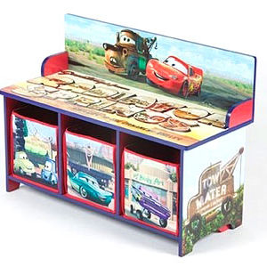 Cars Toy Storage Benches Recalled recall image