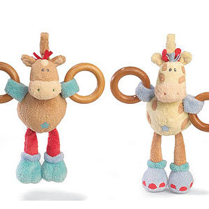 Baby Gund Woodles Activity Toys Recalled recall image
