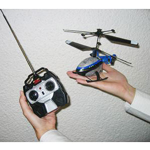 Helix Remote-Control Micro Helicopter Toys Recalled recall image