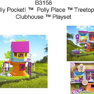 Polly Pocket Play Sets Recalled recall image