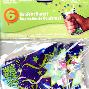American Greetings Confetti Bursts Recalled recall image