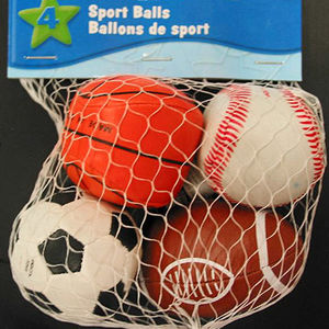 American Greetings Corp. Sport Balls Recalled recall image