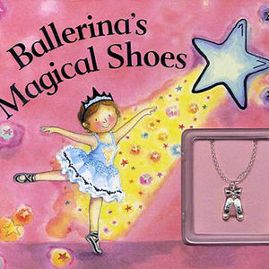 Ballet Shoe Charm Necklaces Recalled recall image