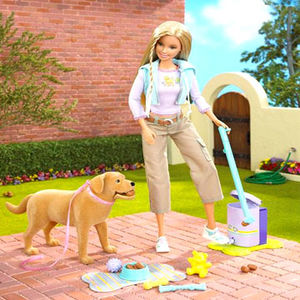 Mattel Barbie and Tanner Play Sets Recalled recall image