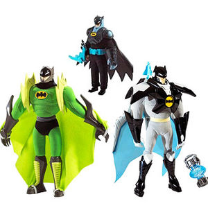 Mattel Batman and One Piece Magnetic Action Figure Sets Recalled recall image
