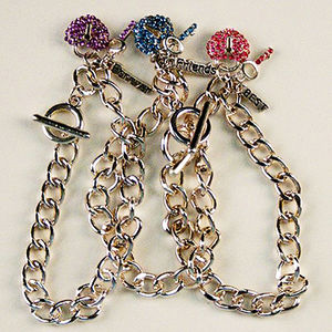 Claire's Metal Charm Bracelets Recalled recall image