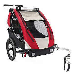 Burley Design Child Trailers Recalled recall image