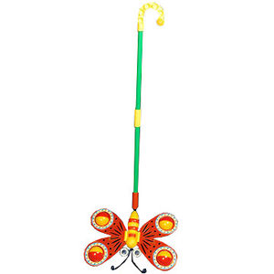 Keng Sheng Butterfly Push Toy Recalled recall image