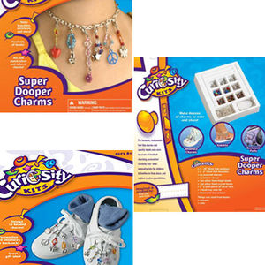 Shoelace and Necklace Charm Craft Kits Recalled recall image