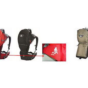 Liberty Mountain VAUDE Kenta Child Carriers Recalled recall image