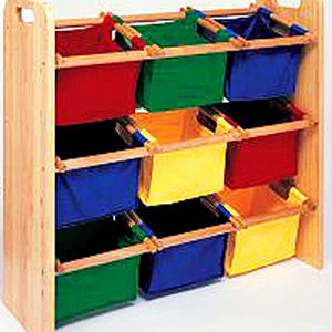 Children's Wooden Storage Rack Recalled recall image