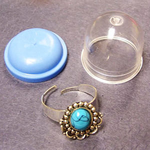 Children's Turquoise Rings Recalled recall image