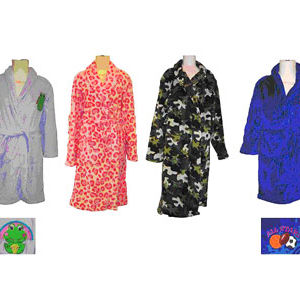Children's Bathrobes Recalled recall image
