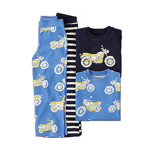 J.P. Boden Children's Pajamas Recalled recall image