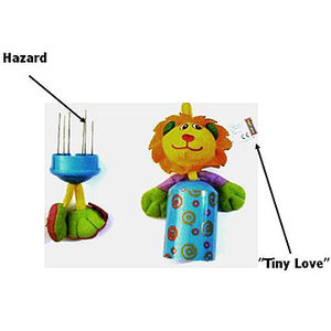 Wind Chime Toys Recalled recall image