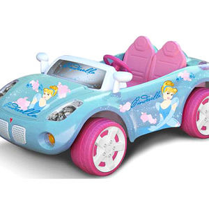Cinderella Ride-On Toy Cars Recalled recall image