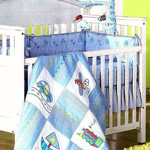 Alexander Designs drop-side cribs Recalled recall image
