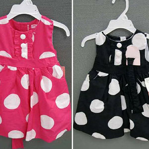 Emma's Garden Polka-Dot Girls' Dresses Recall Recalled recall image
