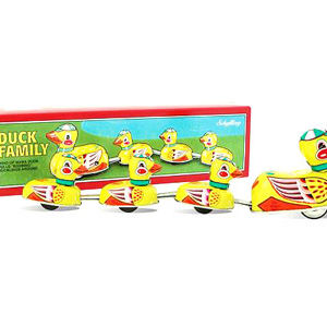 Duck Family Wind-Up Toy Recalled recall image