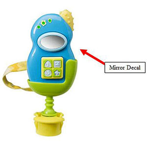 Evenflo Telephone Toys Recalled recall image