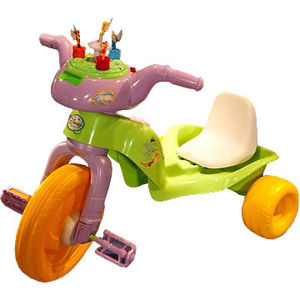 Kiddieland Disney-branded Fairies Plastic Trikes Recalled recall image